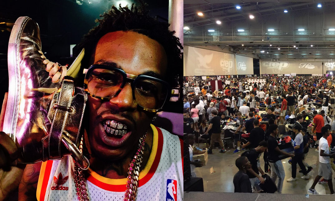 2015 H-Town Sneaker Summit Recap (Largest Sneaker Convention In the Country)
