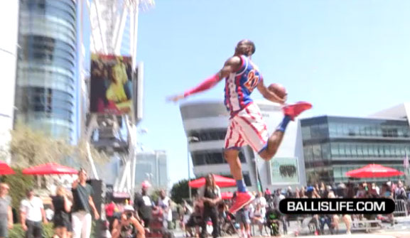 Chris Staples Wins ESPYs Dunk Contest for 2nd year in a row