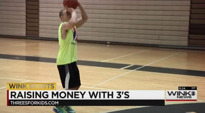 The Best HS Scorer You Never Heard Of Will Attempt to Make 10,382 3-Pointers Within 24 Hours!