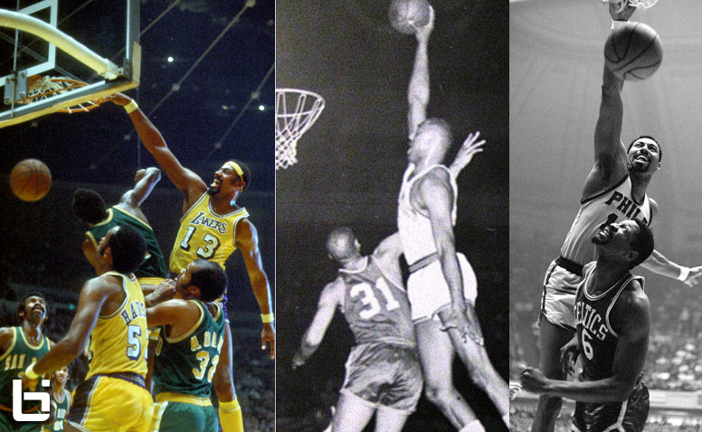 "A 10 Minute Tribute to Wilt Chamberlain's ""Dipper Dunk"""