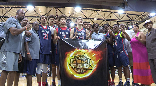 Josh Jackson leads 1Nation To Fab 48 Title!