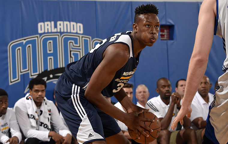 Myles Turner 2015 Summer League Highlights | Roy Who?