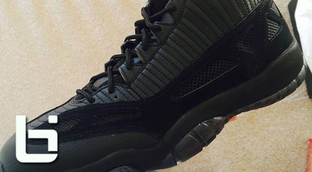 "Take a Look at the Jordan 11 Low IE ""Referee"""