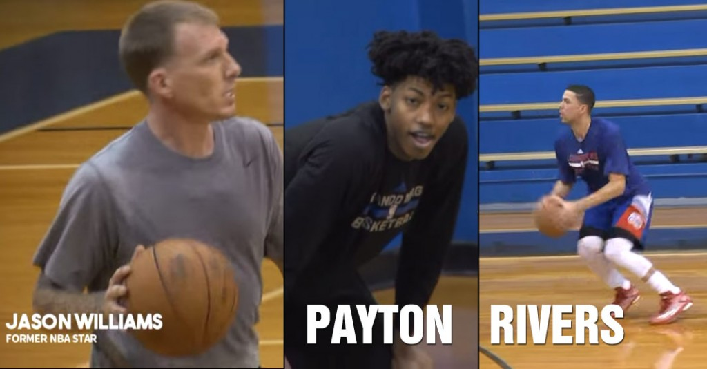 Jason Williams, Austin Rivers and Elfrid Payton Show Out At the Orlando Pro-Am
