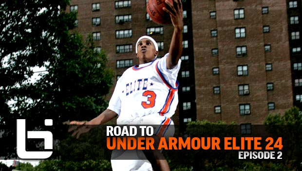 Road to Under Armour Elite 24 Ep. 2 – Brandon Jennings & Emmanuel Mudiay Look Back
