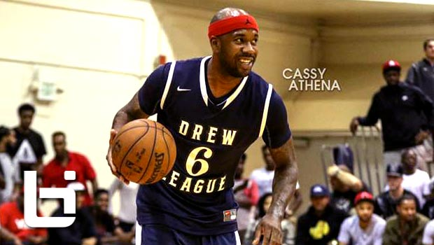 Bobby Brown Should Be In the League – Drew League vs Seattle Highlights