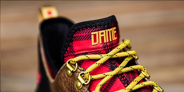 the best attitude e7f5a 3e0f7 adidas x Damian Lillard D Lillard 1 Forestry Edition - Balli