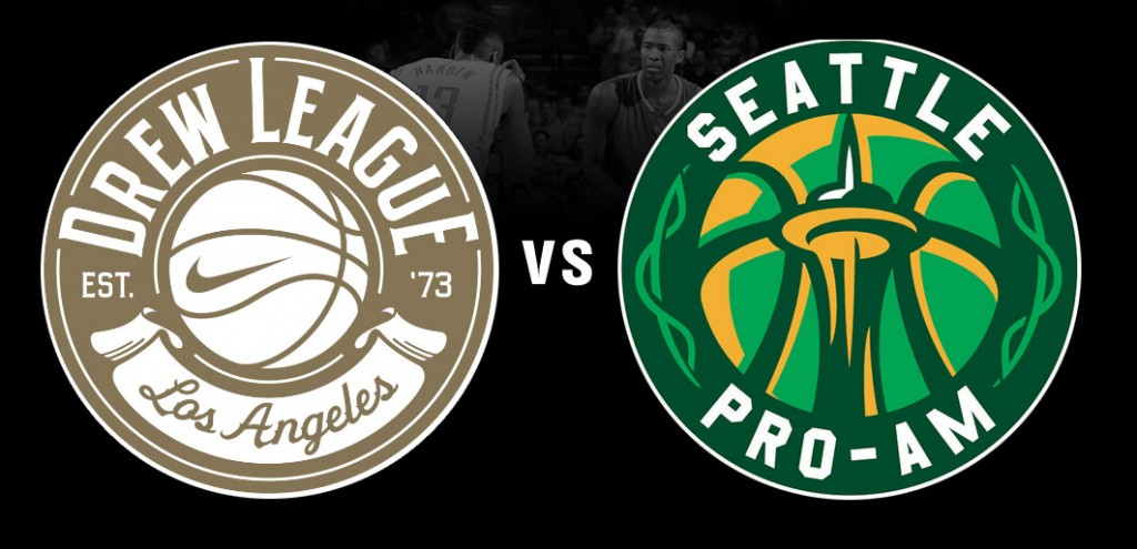 The Drew League vs Seattle Pro-Am Game is Finally Happening!