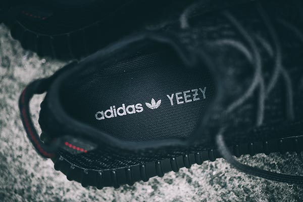 Yeezy Boost 350 v2 Black White from Flykickss (Ask for the Family