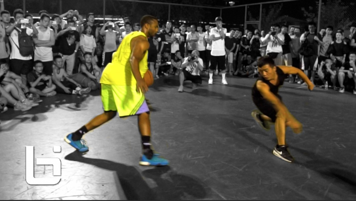 Devin Williams SHIFTS EVERYONE IN CHINA! Official Ballislife Mixtape SHIFT TEAM