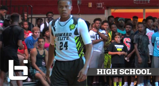 Jacob Young Goes Off For 50 POINTS In Front of A Packed Gym!