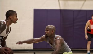 NBA Point Guard Isaiah Thomas Takes on Floyd Mayweather... In Basketball   ALL ACCESS Ep 1 Preview   YouTube