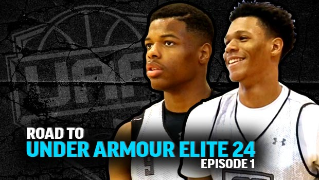 Road to Under Armour Elite 24 Ep. 1 – Dennis Smith, Josh Jackson, Trevon Duval & Terrance Ferguson