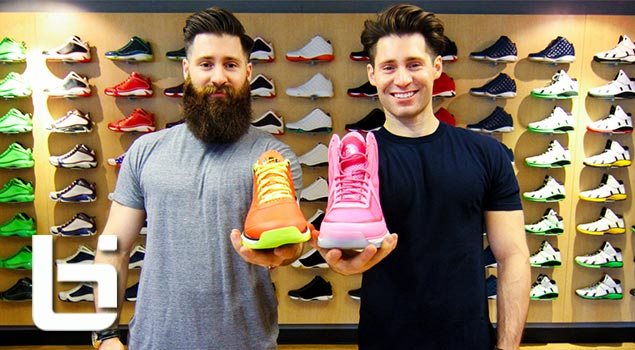 Banned By the NBA – The Shoe Technology of APL Ep.1