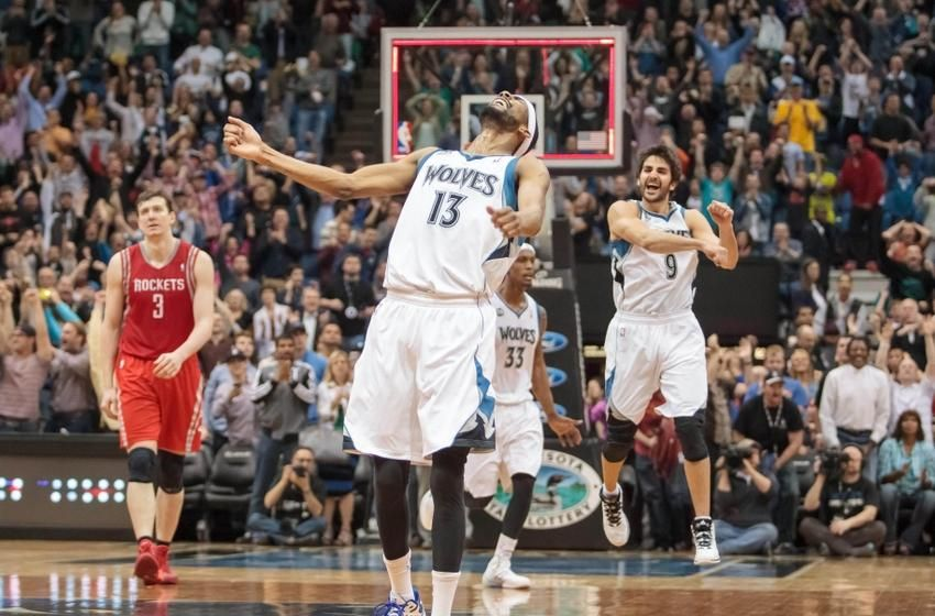 The TWolves Asked Corey Brewer To Take A Random Drug Test After He Scored Career-High 51! Coincidence?