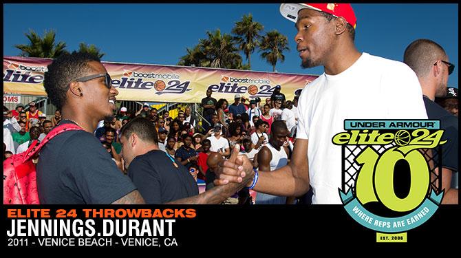 2011 - Brandon Jennings & Kevin Durant