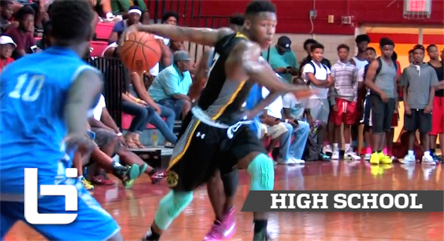 The BEST PASSER In High School? JJ Caldwell Official Ballislife Summer Mix!