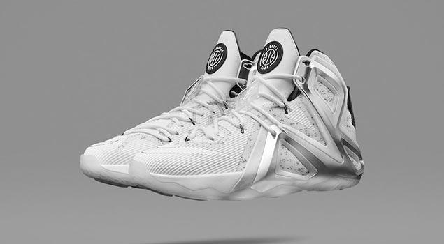 Pigalle & NikeLab Collab on Lebron 12 Elite