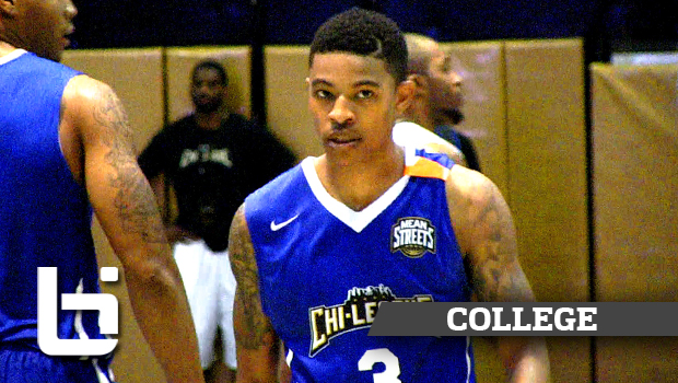 Kentucky point guard Tyler Ulis Spent His Summer Breaking Ankles at Chileague!