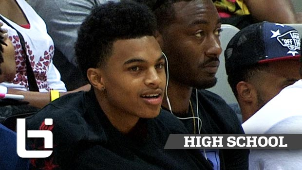 John Wall's 1st PG of Summer: Jalen Harris Most Underrated PG in 2016
