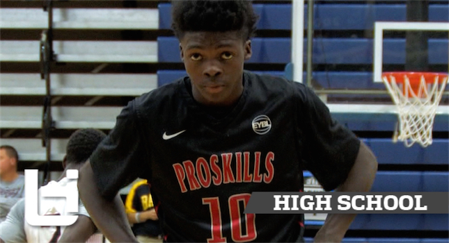 6'4″ PG Andrew Jones Can Score From Anywhere! Ballislife Summer Mixtape
