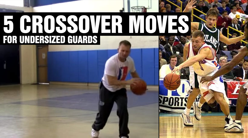 5 Crossover Moves For Under-Sized Guards by Teddy Dupay
