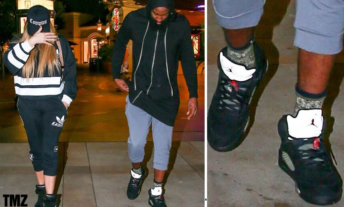 Adidas Says James Harden Will Have To Stop Wearing Air Jordans Off The Court