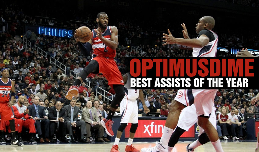 9 Minutes of John Wall's Best Assists of the Year (2014/15)
