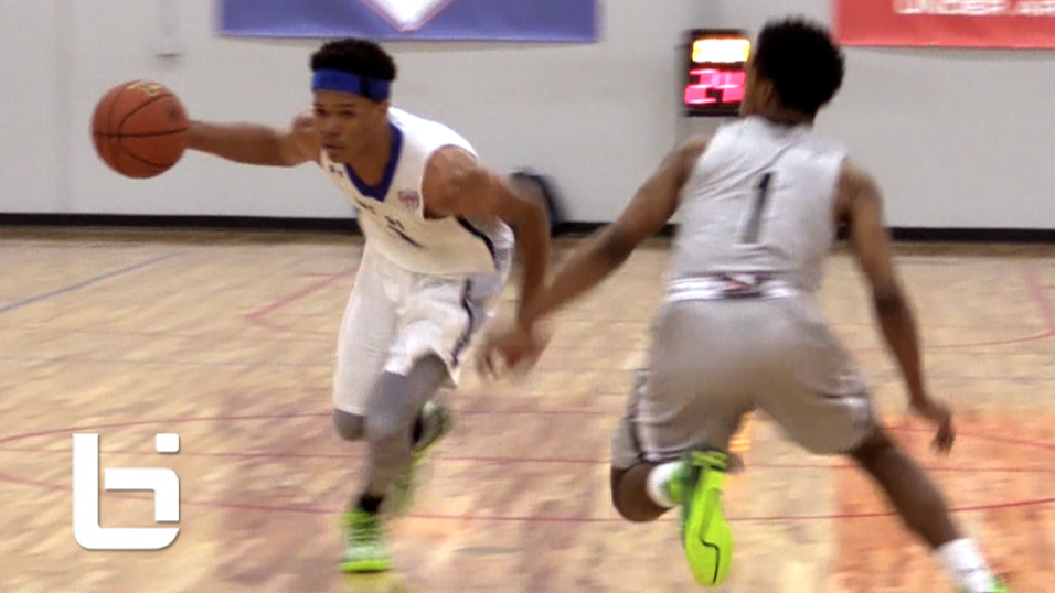 Is Trevon Duval America's Next BEST POINT GUARD?! Ballislife Mixtape