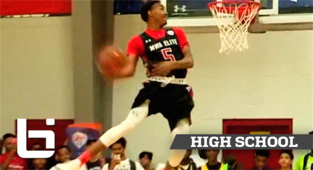 "Terrance ""2k"" Ferguson Official Ballislife Summer Mix!"