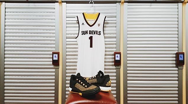 New Arizona State Uniforms by adidas