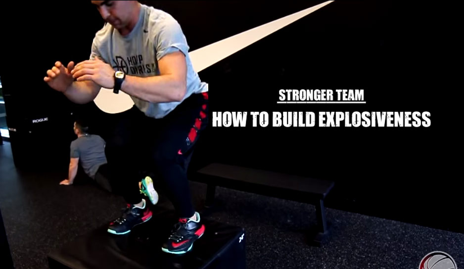 How To Build Explosiveness for Basketball | The Stronger Team