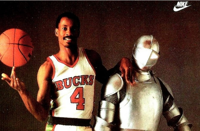 Sidney Moncrief aka Sid The Squid aka One of the Most Underrated Players of the 80s