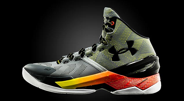 First Look at the Under Armour Curry 2