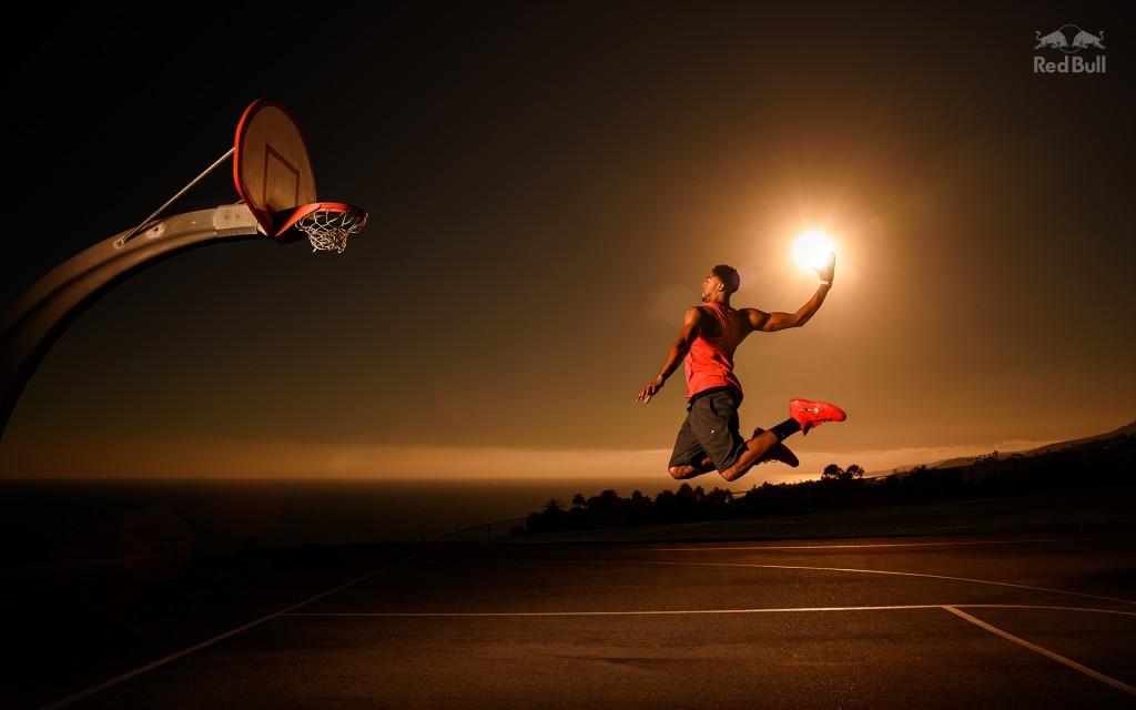 Anthony Davis Dunking, Blocking & Shooting the Sun