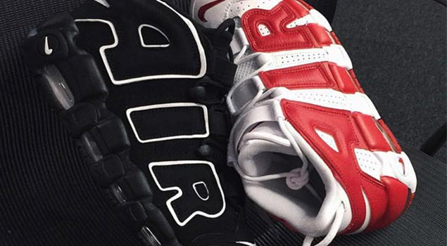 Nike Air More Uptempo to Return in 2016