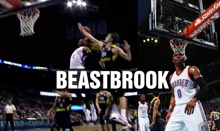 Russell Westbrook Shows Fenerbahce Ulker Why He's Considered the Most Explosive Player in the NBA