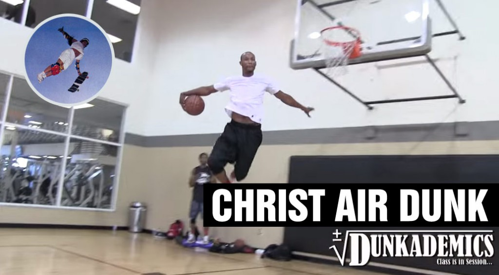 "Chris Staples ""Christ Air"" Dunk is Straight Outta Dunk Heaven"