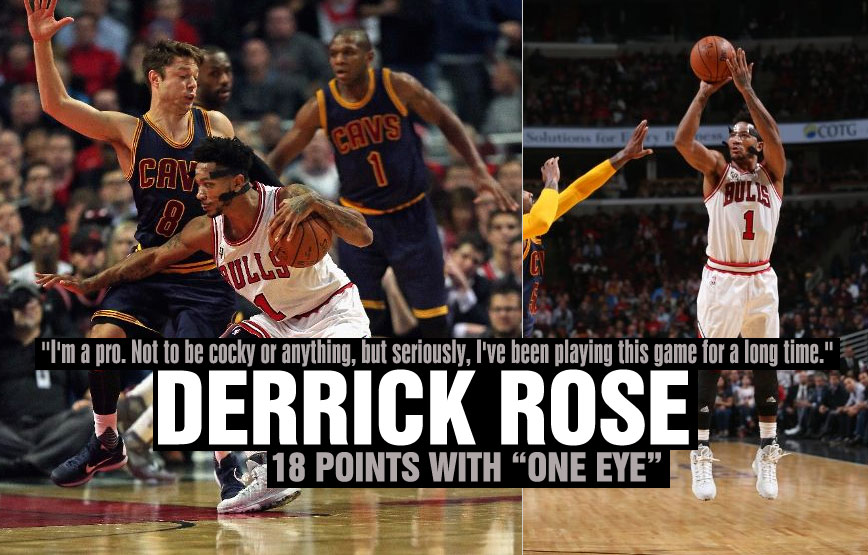 Basketball is everything derrick rose