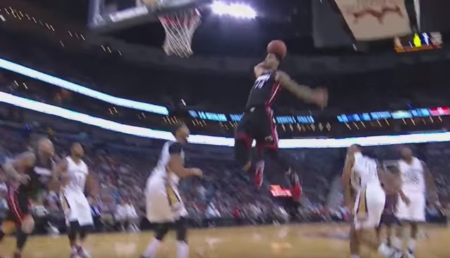 "Gerald Green Throws Down 3 Vicious Dunks vs Pelicans, No ""menacing gestures"""