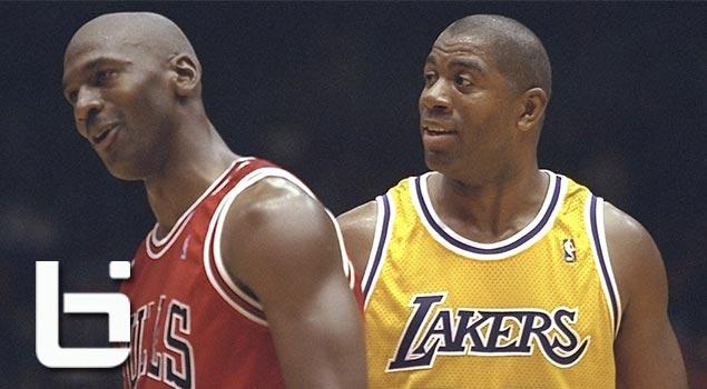 Watch 50 NBA Legends Make Their 1st NBA Bucket