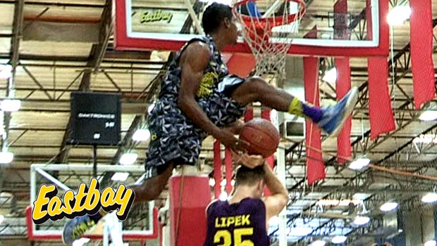 2015 #EastbayFunkDunk Contest Feat. 8 Of The Worlds Best Dunkers [FULL CONTEST]