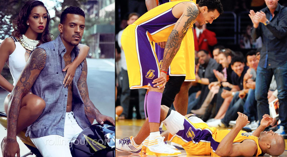 Everything You Need To Know About The Matt Barnes/Derek Fisher Fight by Gilbert Arenas