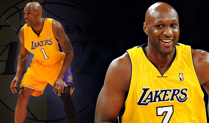 Former #1 Draft Pick Joe Smith Records Tribute Song For Ex-Teammate Lamar Odom
