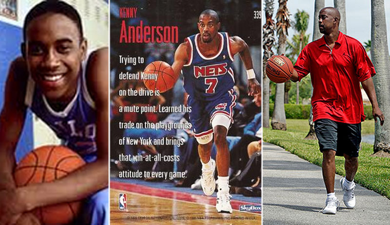 New York HS Hoop Legend Kenny Anderson is still dropping Dimes at 44 years old
