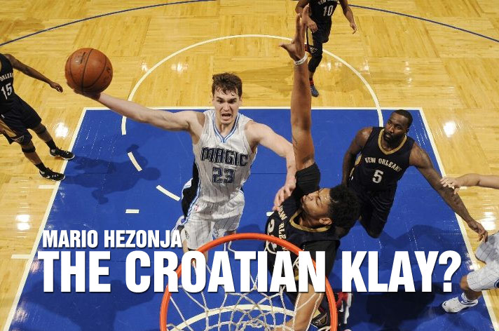 The Croatian Klay Thompson, Mario Hezonja, Scores 19 vs the Pelicans