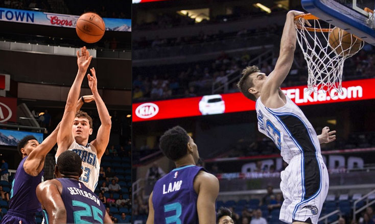 Rookie Debut: Mario Hezonja Scores 9 points in 10 minutes…Then Gets Benched