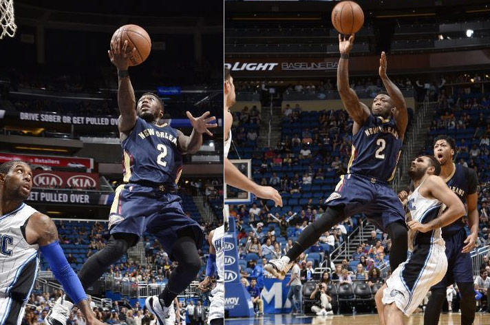 Nate Robinson Scores 18 Points Off The Bench Against the Magic