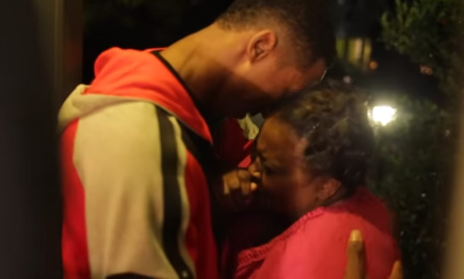 Rondae Hollis-Jefferson Surprises Mom With a New Home on Her Birthday