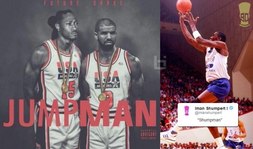Iman Shumpert Drops Shumpman Remix Of Future Drakes Jumpman